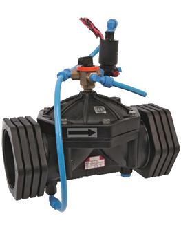G500-EL | Electric Solenoid Control Valve
