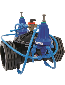 G500-PRPS | Pressure reducing & sustaining control valve