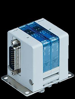 שני שסתומים 3/2 בעמדה מופעלים חשמל-קפיץ | VV100