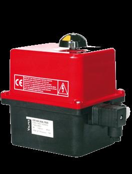 מפעילים סיבובים חשמליים | VALPES