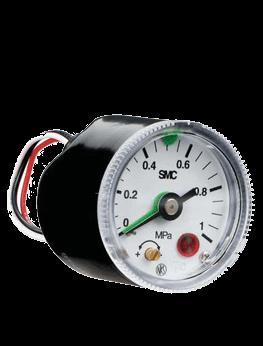 מד לחץ עם יציאה חשמלית |  GP46