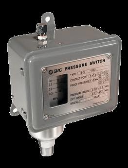 מוודא לחץ מכני/פנאומטי| ISG