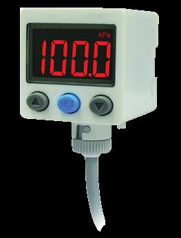 מד לחץ וואקום דיגיטלי   MP45