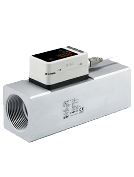 מד זרימה דיגיטלי לספיקות אויר גבוהות   PF3A7-H
