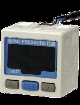 מד לחץ/וואקום דיגיטלי   ZSE30A   ISE30A