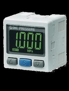 מד לחץ/וואקום דיגיטלי ללחצים נמוכים   ZSE30AF-X